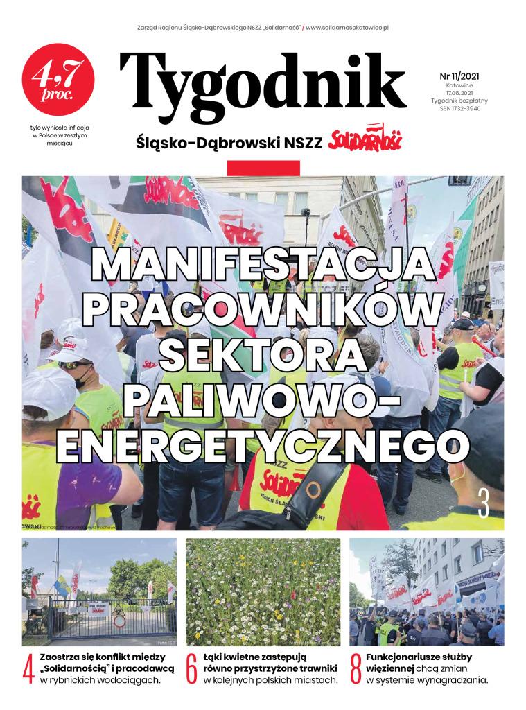 Tygodnik Solidarność NR 2021-07