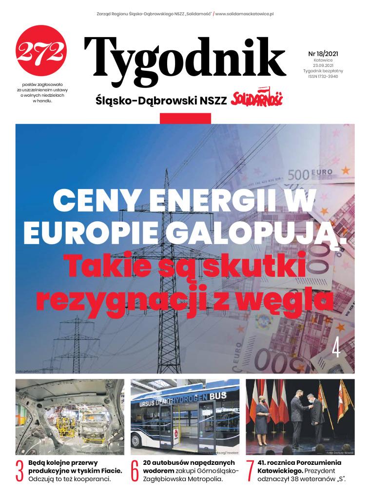 Tygodnik Solidarność NR 2021-18