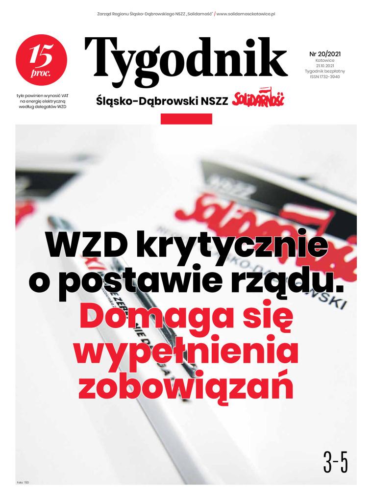 Tygodnik Solidarność NR 2021-20